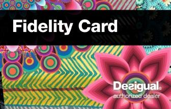 Fidelity Card Egual Desigual Trento Pergine Rovereto